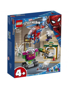 Lego Marvel Super Heroes 76149