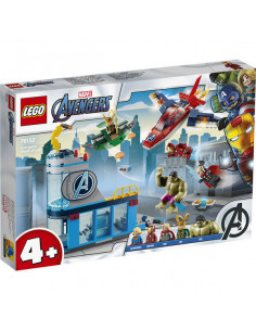 Lego Marvel Super Heroes 76152