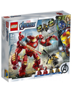 Lego Marvel Super Heroes 76164