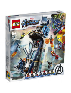 Lego Marvel Super Heroes 76166