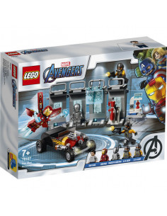 Lego Marvel Super Heroes 76167