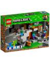 Lego Minecraft: Peștera Cu Zombi 21141