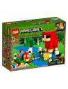 Lego Minecraft - Ferma De Lână 21153