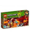 Lego Minecraft - Podul Flăcărilor 21154