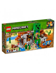 Lego Minecraft - Mina Creeper 21155