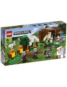 Lego Minecraft: Pillager Outpost 21159