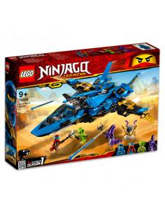 Lego Ninjago: Avionul De Luptă Al Lui Jay 70668