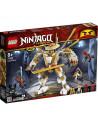 Lego Ninjago: Robot De Aur 71702