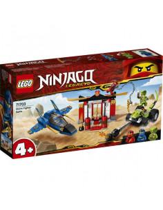Lego Ninjago: Întrecere Cu Avionul De Luptă 71703