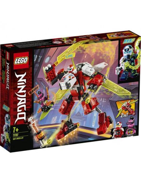 Lego Ninjago: Robotul Avion Al Lui Kai 71707