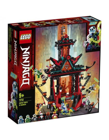 Lego Ninjago: Templul Imperiului 71712