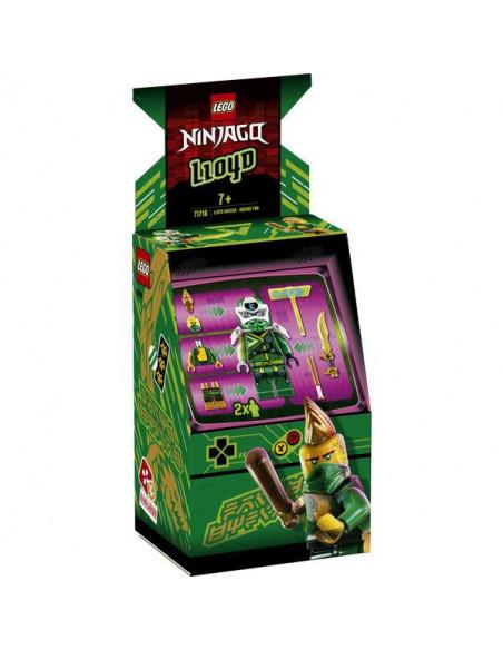 Lego Ninjago: Avatar Lloyd - Capsulă Joc Electronic 71716