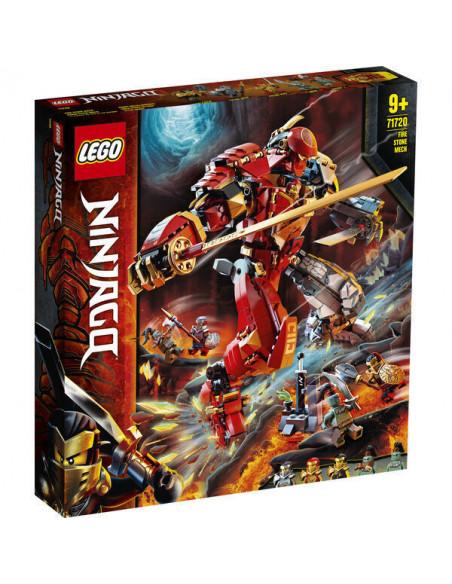 Lego Ninjago: Robot Piatră De Foc 71720