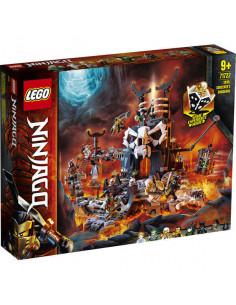 Lego Ninjago: Temnițele Vrăjitorului Craniu 71722