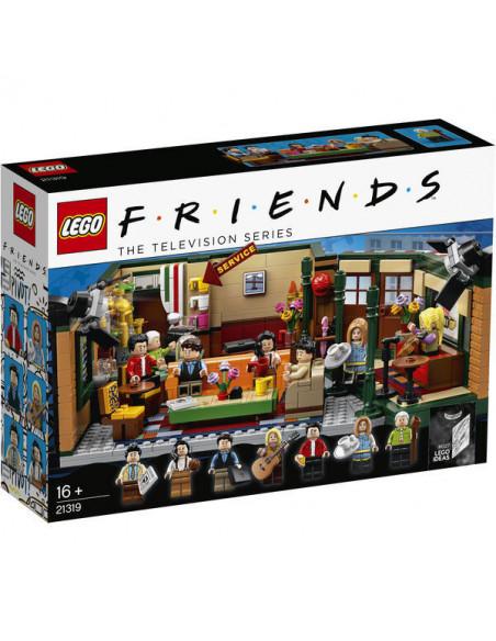 Lego Ideas: Central Perk 21319