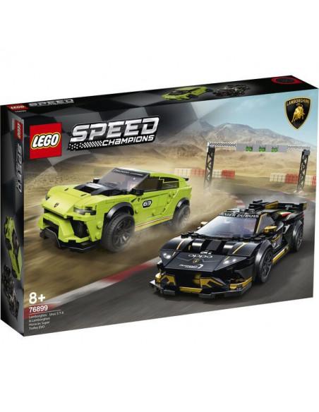 Lego Speed Champions: Lamborghini Urus St-X & Lamborghini