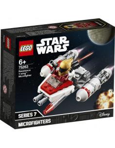 Lego Star Wars: Resistance Y-Wing Microfighter 75263
