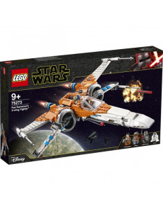 Lego Star Wars: X-Wing Fighter Al Lui Poe Dameron 75273