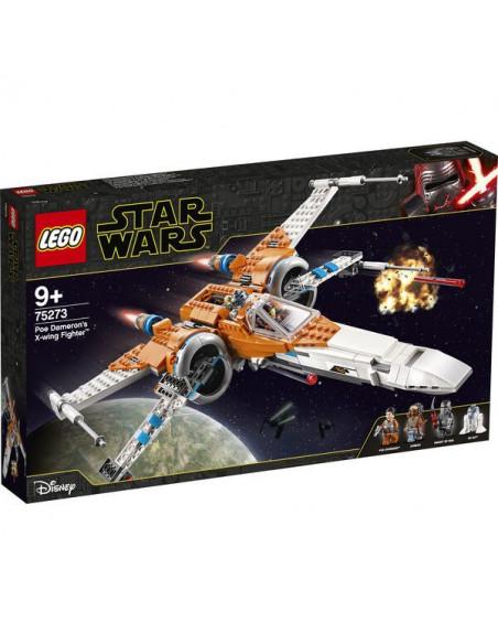Lego Star Wars: X-Wing Fighter Al Lui Poe Dameron 75273