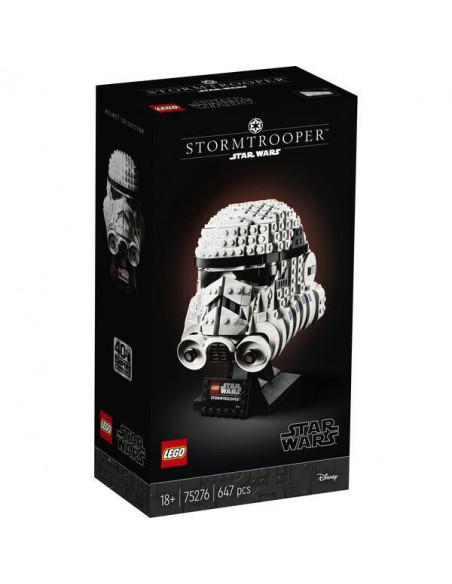 Lego Star Wars: Cască De Stormtrooper 75276
