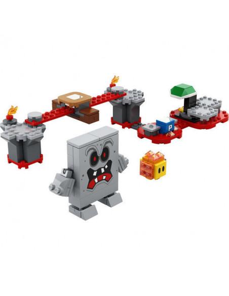 Lego Super Mario: Set De Extindere Pericolul Lavei Lui Whomp