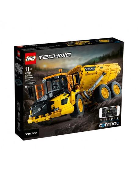 Lego Technic: Transportor Volvo 6X6 42114