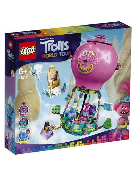 Lego Trolls: Aventura Lui Poppy Cu Balonul Cu Aer Cald 41252