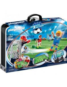 Playmobil: Arena portabilă de fotbal 70244
