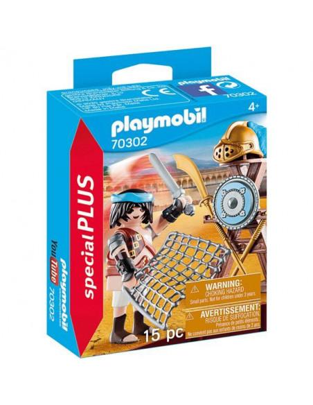 Playmobil: Gladiator cu arme 70302