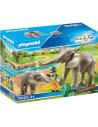 Playmobil: Elefanți în incinta exterioară 70324