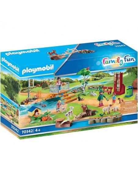 Playmobil: Gradina zoologica de aventuri 70342