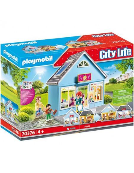 Playmobil City Life: Salonul meu de coafură 70376