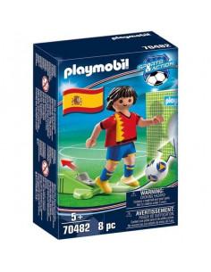 Playmobil: Jucător național Spania 70482