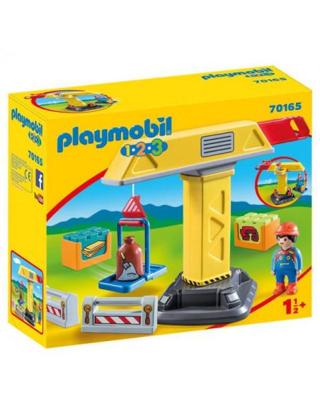 Playmobil: 1.2.3 Macara 70165