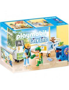 Playmobil City life: Camera pentru copii bolnavi 70192