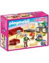 Playmobil Dollhouse, Camera de zi confortabilă - 70207