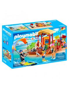 Playmobil: Școala de sporturi acvatice - 70090