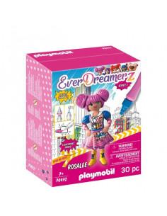 Playmobil: Lumea Comică - Rosalee 70472
