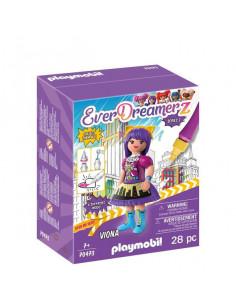 Playmobil: Lumea Comică - Viona 70473