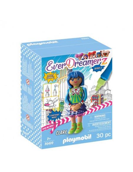 Playmobil: Lumea Comică - Clare 70477