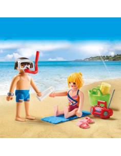 Playmobil: Set cu 2 figurine - Oameni la plajă 9449
