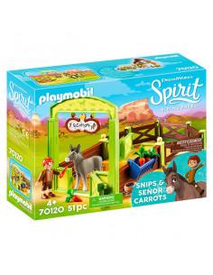 Spirit: Grajd şi copil cu morcovi - 70120