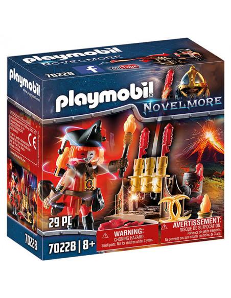 Playmobil: Maistrul focului din Burnham - 70228