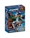 Playmobil: Omul cu arbaletă și lup - 70229