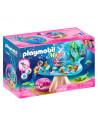 Playmobil Magic: Set de joacă Salon de înfrumuseţare Scoică -