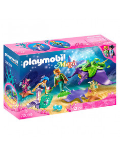 Playmobil Magic: Scufundători de perle - 70099