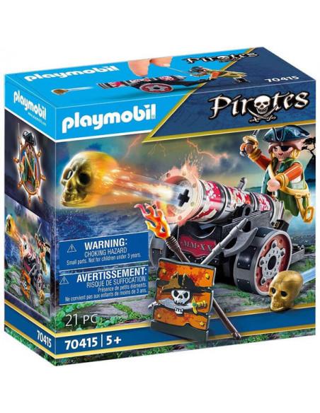 Playmobil: Pirat cu tun 70415