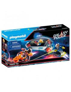 Playmobil: Planorul poliției Galactice 70019