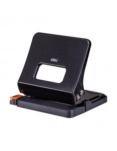 Perforator Deli, 25 Coli Model E0142, Negru