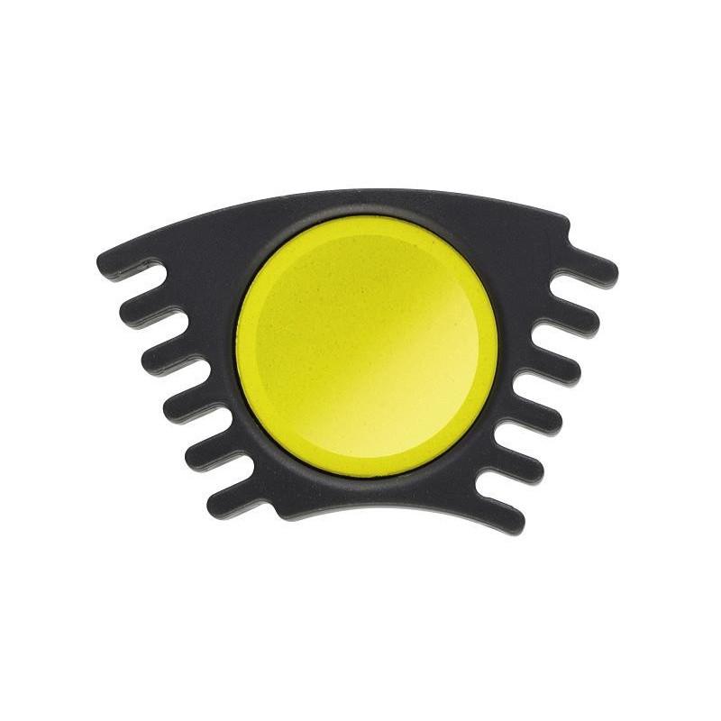 Rezerva Acuarele Faber-Castell Connector Galben